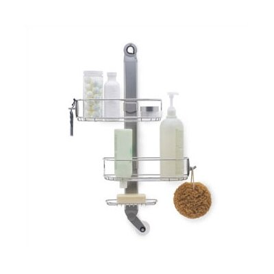 simplehuman Flip and Fit Shower Caddy