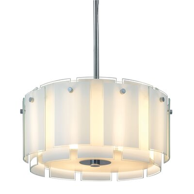 Sonneman Velo 4 Light Pendant