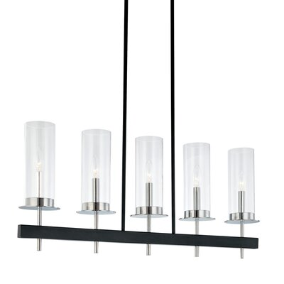 Sonneman Tuxedo Five Kitchen Island Light
