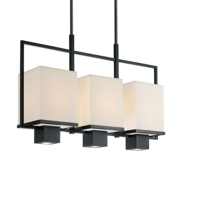Sonneman Metro 3 Light Pendant