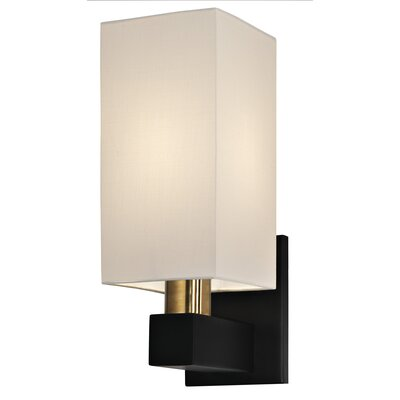 Sonneman Cubo 1 Light Largo Wall Sconce