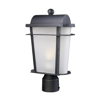 Elk Lighting Hampton Ridge 1 Light Outdoor LED Post Lantern