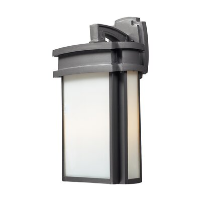 Elk Lighting Vuelta 2 Light Outdoor Wall Sconce