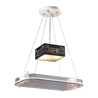 Elk Lighting Novelty 2 Light Foyer Pendant