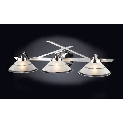 Elk Lighting Refraction 3 Light Vanity Light