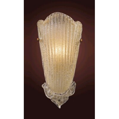 Elk Lighting Providence  Wall Sconce in Antique Gold Leaf
