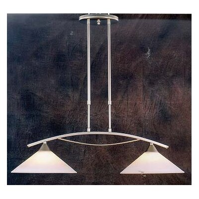 Elk Lighting Elysburg 2 Light Kitchen Island Pendant