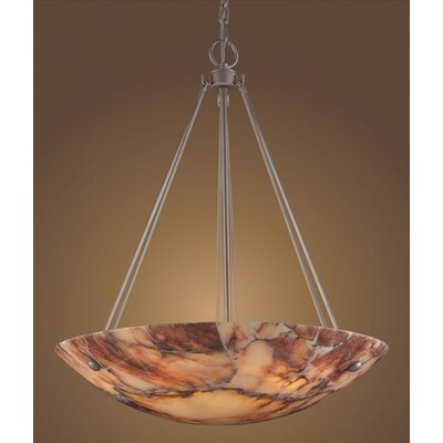 Elk Lighting 6 Light Inverted Pendant
