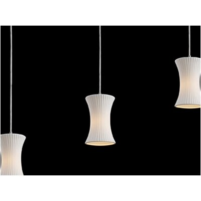 Elk Lighting Cerama 3 Light Linear Pendant