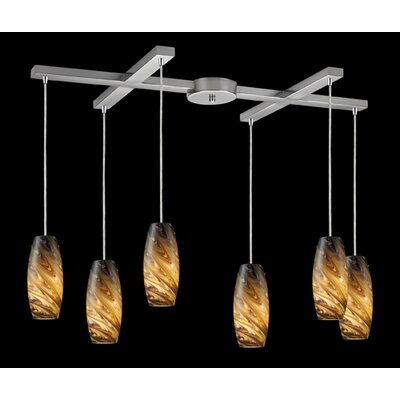 Elk Lighting Vortex Cellestial Pendant