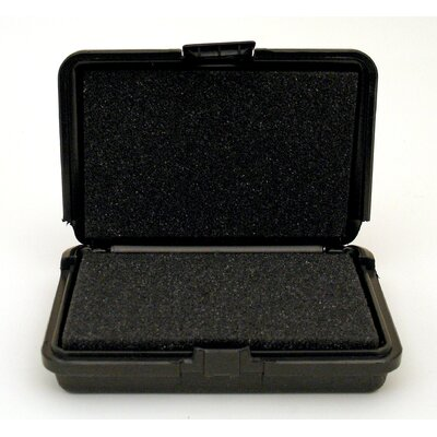 Platt Blow Molded Case in Black: 4.5 x 6.5 x 1.69