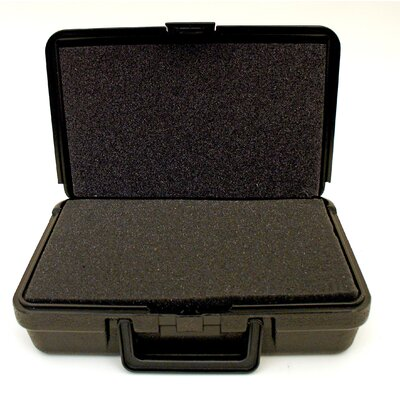 Platt Blow Molded Case in Black: 7.5 x 11.31 x 3