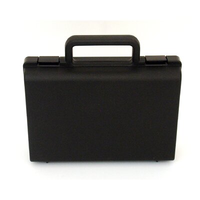 Platt Slick Small Utility Case in Black