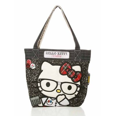 Hello Kitty Nerds Composition Tote