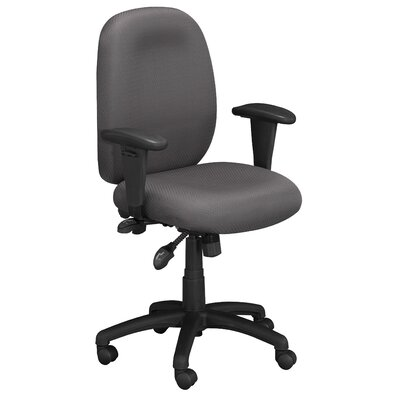 Bush Industries Energize Collection Mid-Back Multi Function Task Chair