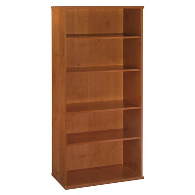 Bush Industries Series C: Open Double Bookcase