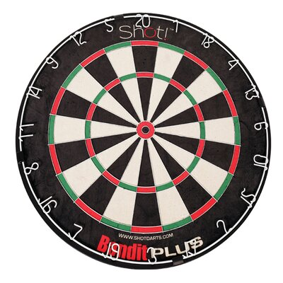 DMI Sports Bandit Plus Bristle Dartboard