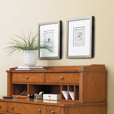 Hooker Furniture Abbott Place Smart Hutch in Clear Natural Cherry