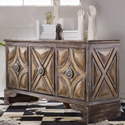 Hooker Furniture Melange Dempsey Console Table