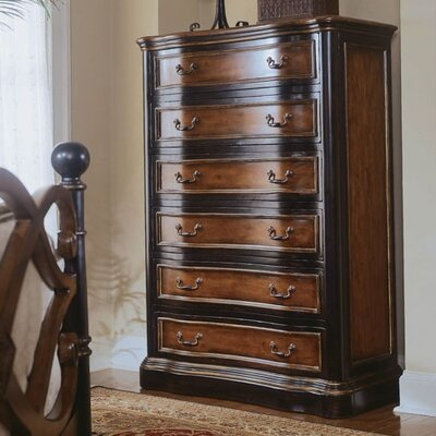 Hooker Furniture Preston Ridge 6 Drawer Chest