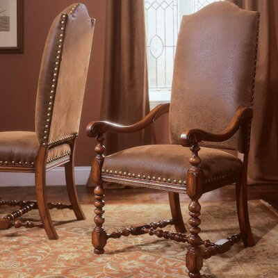 Waverly Place Upholstered Back Arm Chair