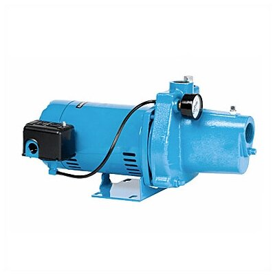 1 HP Shallow Well Jet Pump