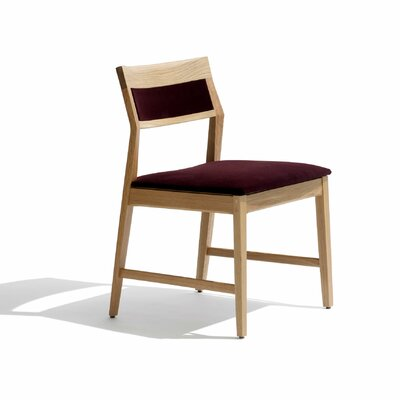 Knoll ® Marc Krusin Armless Side Chair with Upholstered Back
