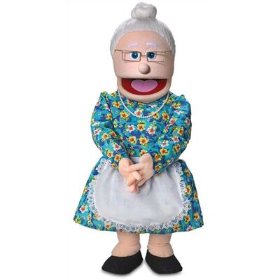 "Silly Puppets 30"" Granny Professional Puppet with Removable Legs"