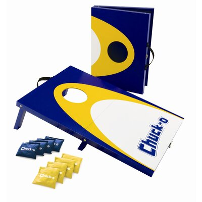 Chuck-O To Go Cornhole Game Set