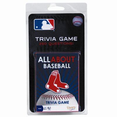 Fundex Games MLB All About Baseball Trivia Card Game