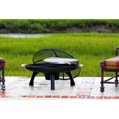 Fire Sense Grilltech 800 Space Fire Pit