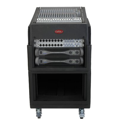 SKB Cases The Mighty 07 Gig Rig Rack in Black