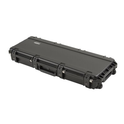 "SKB Cases Mil-Standard Injection Molded Case: 14.5"" H x 42.5"" W x 5.5"" D (Interior)"