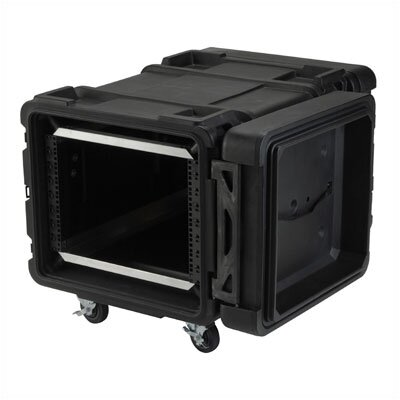 "SKB Cases Roto Shock Rack Case (6U, 28"" Deep)"