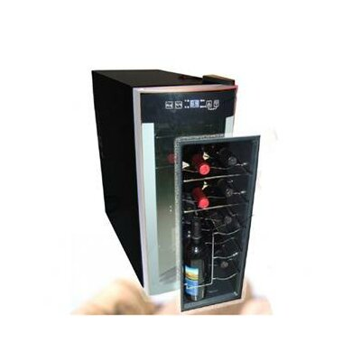 Avanti Products Twelve Bottle Wine Cooler (Over boxed)