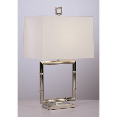 Robert Abbey Jonathan Adler Meurice Square Table Lamp