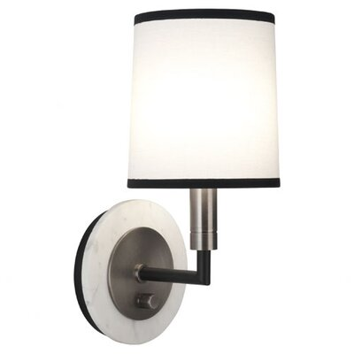 Robert Abbey Axis 1 Light Wall Sconce