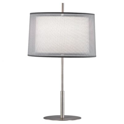 Robert Abbey Saturnia 1 Light Table Lamp