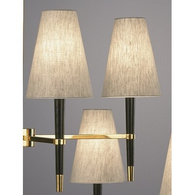 Robert Abbey Jonathan Adler Ventana 2 Light Chandelier