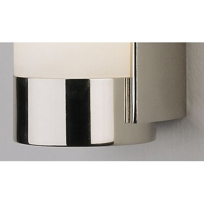 Robert Abbey Tyrone Bath Wall Sconce in Polished Nickel