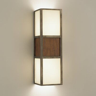 Robert Abbey Wonton 2 Light Wall Sconce