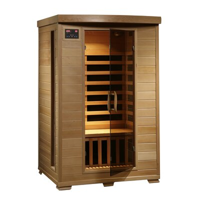 Radiant Saunas 2-Person Carbon Infrared Sauna