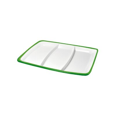 Omada Square Hors D'Ouevre Rectangular Serving Dish