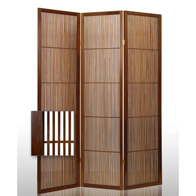 Screen Gems Tropical Shoji Room Divider