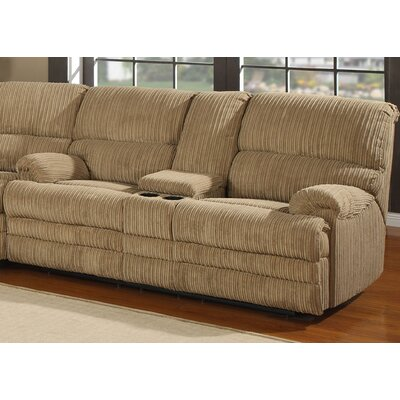 AC Pacific Denton Reclining Loveseat