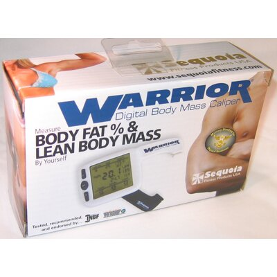 Sequoia Fitness Products USA LLC Warrior Digital Body Fat Caliper
