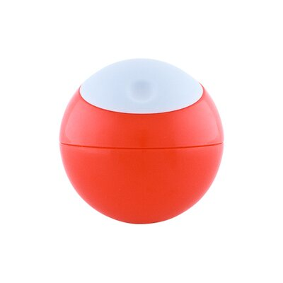 Boon Snack Ball Snack Container in Cherry / Berry Cream