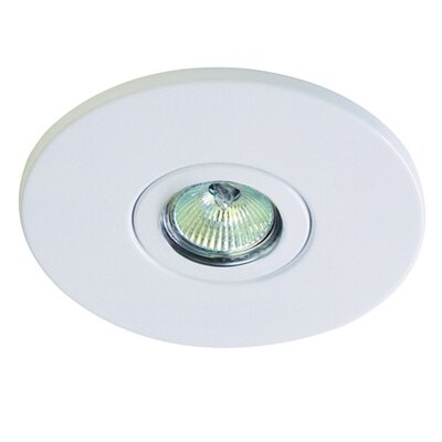 saxby lighting converse recessed light conversion kit in gloss white. Black Bedroom Furniture Sets. Home Design Ideas