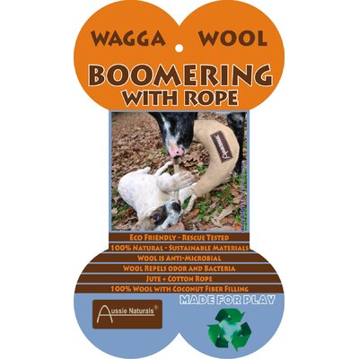ABO Gear Boomering Dog Toy