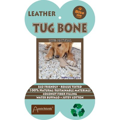 ABO Gear Tug Bone Dog Toy